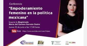 EMPODERAMIENTO FEMENINO EN LA POLÍTICA MEXICANA