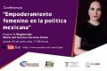 Es un excelente mensaje que Autoridades Electorales, Instituciones e integrantes de sociedad civil trabajen de la mano en Zacatecas: María del Carmen Carreón Castro