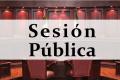Sesión Pública - 22 de Mayo de 2019
